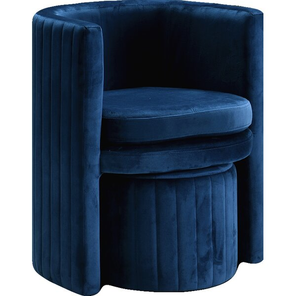 Outstanding Navy Chair And Ottoman Wayfair Caraccident5 Cool Chair Designs And Ideas Caraccident5Info