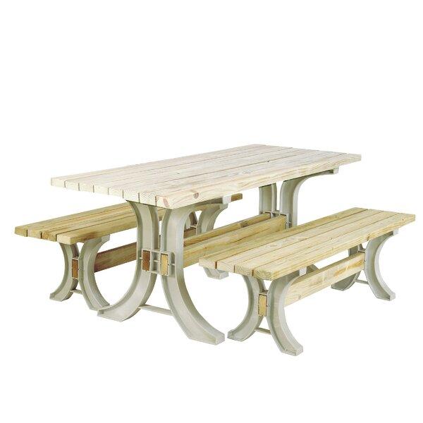 Phenomenal 4 Foot Picnic Table Wayfair Pdpeps Interior Chair Design Pdpepsorg