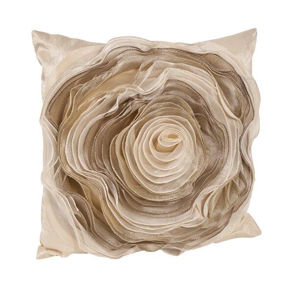 Rose Throw Pillows | Wayfair