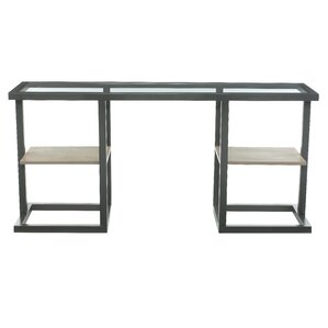 Bernhardt Wheeler Console Table