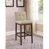 Stetler 29 Bar Stool (Set of 2) by Gracie Oaks