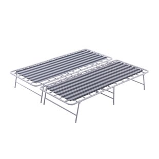 14 Expandable Folding Steel Bed by Nova Furniture