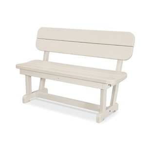 Park Plastic Convertible Bench