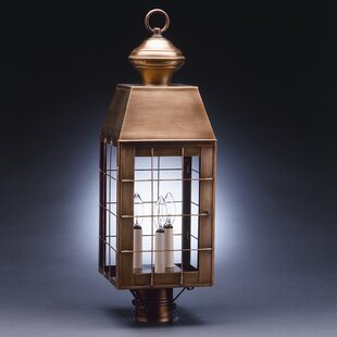 Quedgeley 3-Light Lantern Head by Darby Home Co