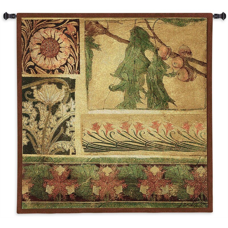 Astoria Grand Arts Crafts Iv Tapestry Wayfair