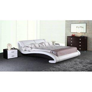 Affordable Kaley Upholstered Platform Bed by Orren Ellis Reviews (2019) & Buyer's Guide