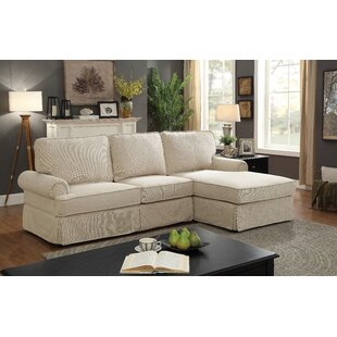 Rothman Sectional by Charlton Home