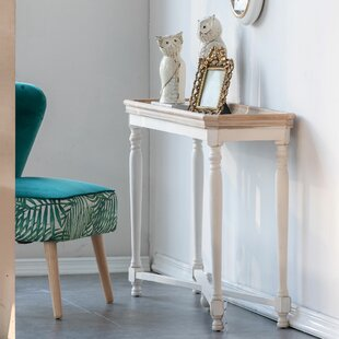 Pelletier Mail Packing Console Table