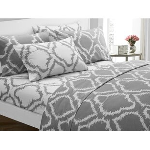 Wallin 4 Piece Twin Sheet Set