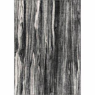 Affordable Bagnell Black/White Area Rug ByOrren Ellis