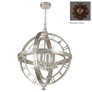 Fine Art Lamps Liaison 4-Light Chandelier