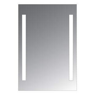 Inexpensive Gunnar LED Vanity Mirror By Orren Ellis