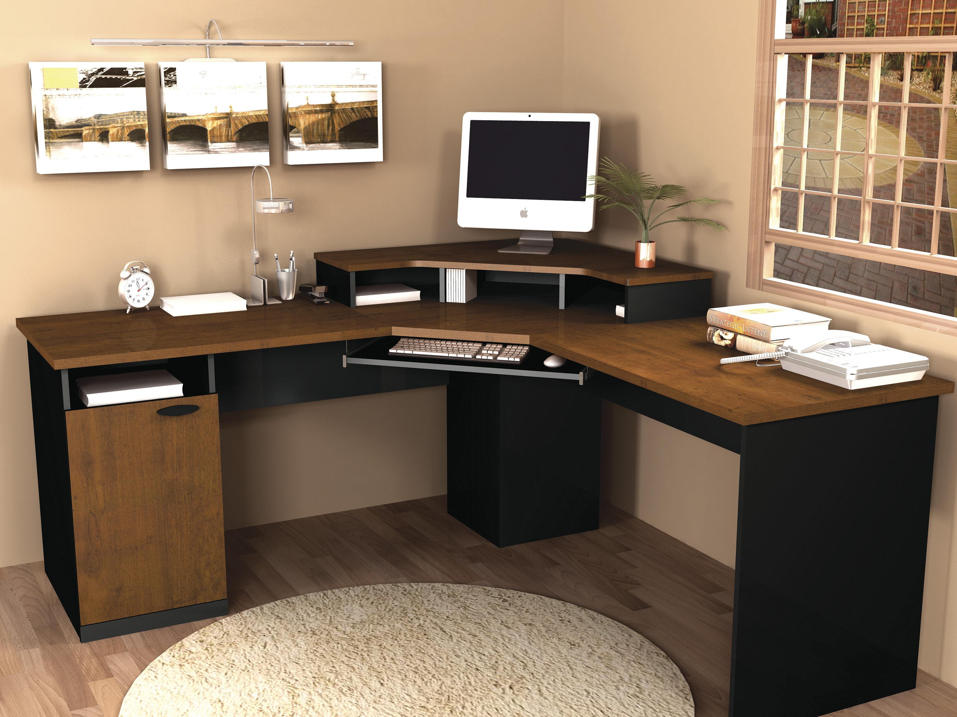 Wolters L-Shape Computer Desk