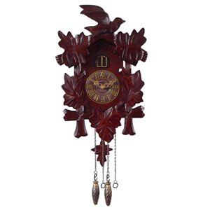Columbia Cuckoo Wall Clock