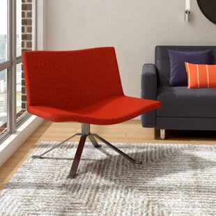 Mohr Lounge Chair by Wade Logan Great price