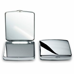 Reviews Konen Hand Makeup/Shaving Mirror By Symple Stuff