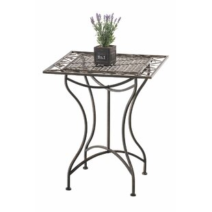 Ringo Iron Bistro Table By Sol 72 Outdoor