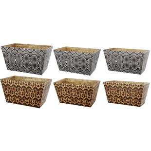 Savings Storage Bin Set (Set of 2) By House of Hampton