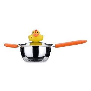 Sheriff Duck 0.7-qt Chef's Pan with Lid