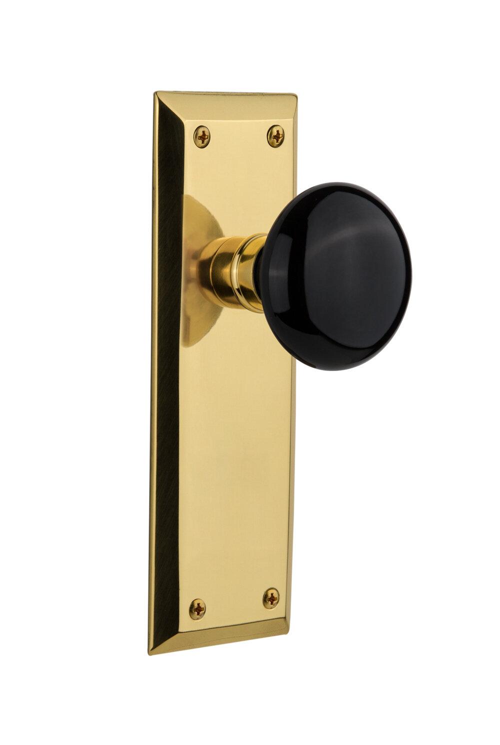 restored bun Details about  /ebony wooden door handles