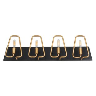 Varaluz Triangulo 4-Light Vanity Light