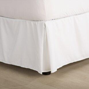 Box Pleat Bed Skirt Wayfair