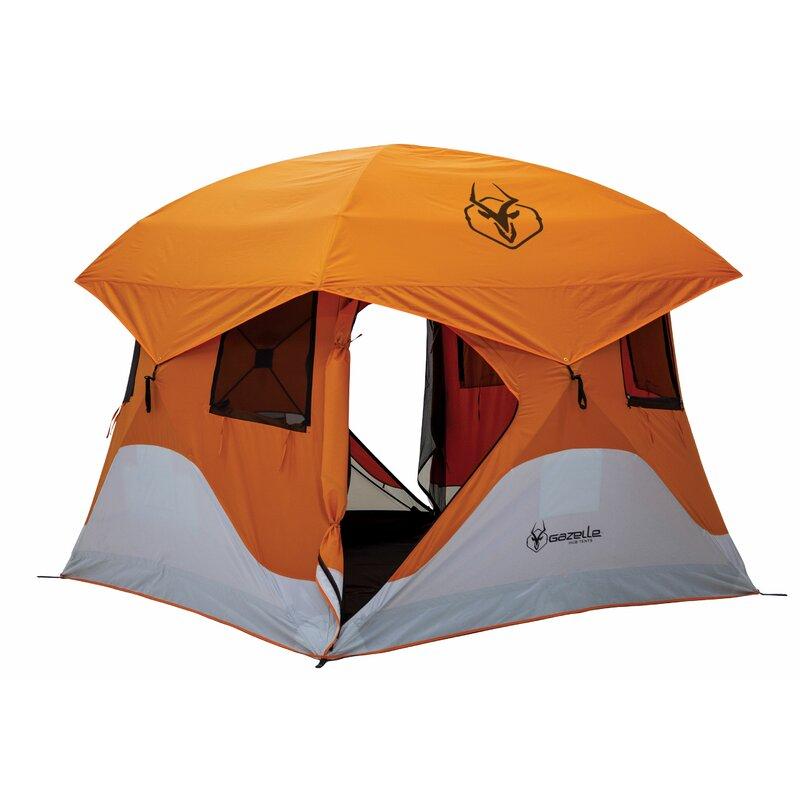 Four Person Tent  sc 1 st  Wayfair & Gazelle Four Person Tent u0026 Reviews   Wayfair.ca