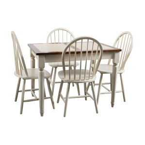 Russell 5 Piece Dining Set by August G..