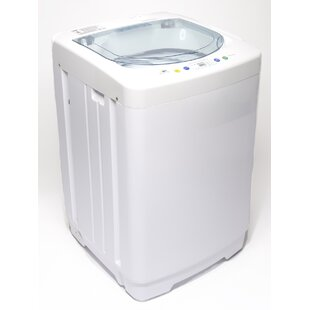 Super Compact 0.8 cu. ft. Portable Washer by The Laundry Alternative