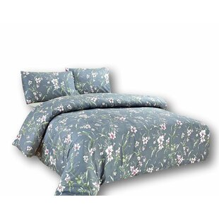 Boska Cotton Reversible Duvet Cover Set