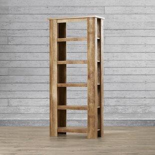 Kasandra Etagere Bookcase by Mistana