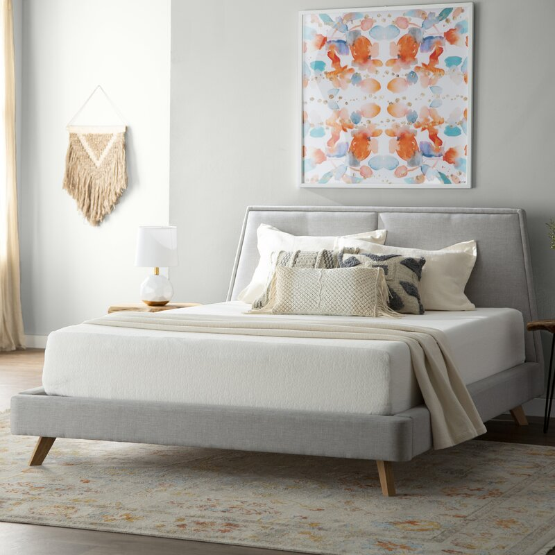 "Wayfair Sleep 10"" Medium Memory Foam Mattress"