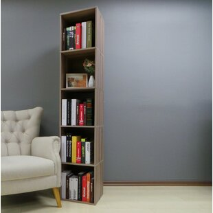 Ola Standard Bookcase by Wrought Studio New Design