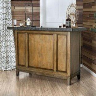 Macalla Bar Cabinet