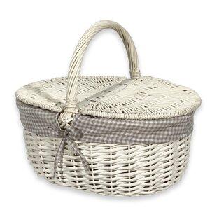 Picnic Basket By Disraeli