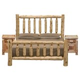 New Ashford Standard Solid Wood 3 Piece Bedroom Set by Loon Peak