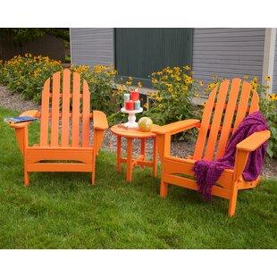 Orange Adirondack Chairs Youu0027ll Love | Wayfair.ca