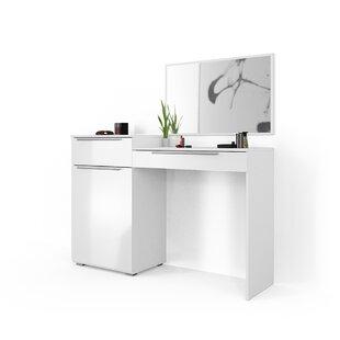 Belton Dressing Table With Mirror By Brayden Studio