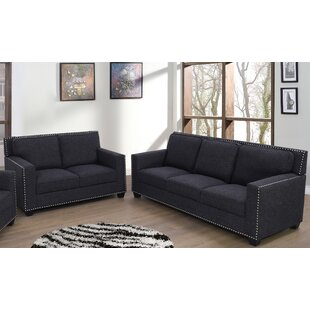 Katia 2 Piece Living Room Set