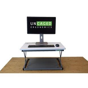 Uncaged Ergonomics Standing Desk Converter