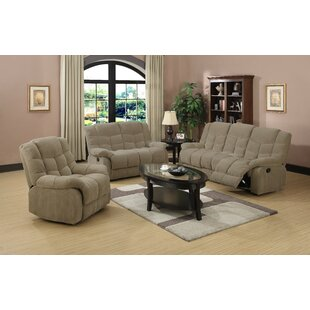 Heaven on Reclining Earth 3 Piece Living Room Sunset Trading