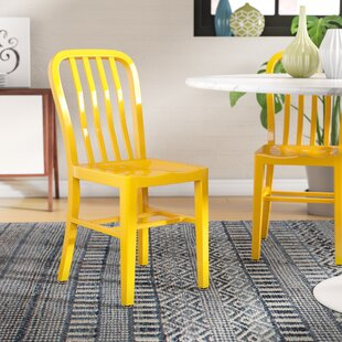 Dining Room Chairs Yellow yellow kitchen & dining chairs you'll love | wayfair