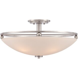 Sharon 4-Light Semi Flush Mount by Red Barrel Studio