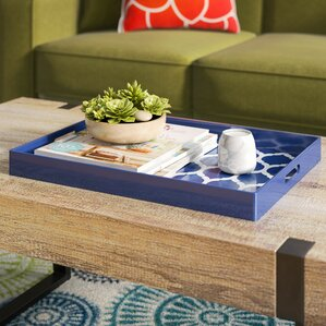 Decorative Trays Youll Love Wayfair