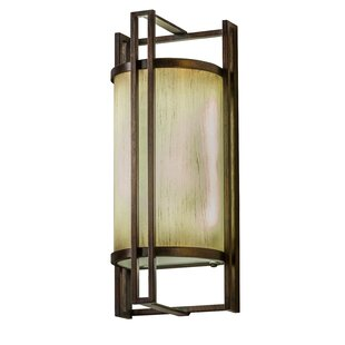 Parthenon LED Outdoor Flush Mount by Loon..