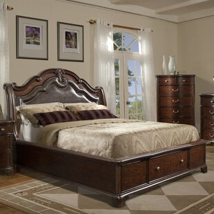 Alanya Upholstered Storage Platform Bed by Astoria Grand