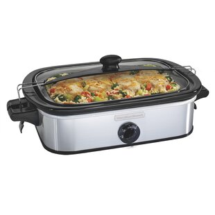 3.5-Qt Stay or Go Casserole Slow Cooker