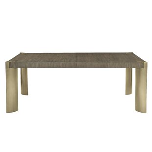 Profile Dining Table by Bernhardt