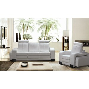 Rollingstone 6 Piece Living Room Set by Hokku Designs