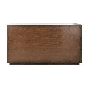 Lehman 6 Drawer Standard Dresser